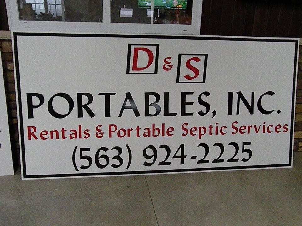 D & S Portables, Inc. - Manchester Iowa Chamber
